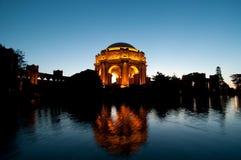Palácio da bela arte Fotografia de Stock Royalty Free