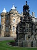 Palácio da casa de Holyrood Foto de Stock