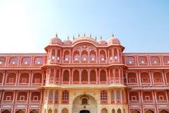 Palácio da cidade, Jaipur, Índia Imagem de Stock