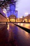 Palácio da cultura Foto de Stock Royalty Free