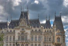 Palácio da cultura fotografia de stock royalty free