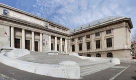 Palácio da cultura em Ploiesti Imagem de Stock
