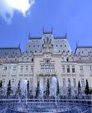 Palácio da cultura Iasi Fotos de Stock Royalty Free