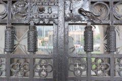 Palácio da cultura, Iasi, Romênia Imagem de Stock