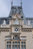 Palácio da cultura, Iasi, Romênia Fotografia de Stock Royalty Free