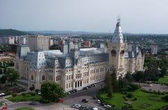 Palácio da cultura, Iasi, Romênia Foto de Stock Royalty Free