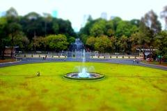 Palácio da independência de Saigon Foto de Stock