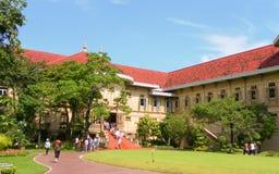 Palácio da mansão de Vimanmek Foto de Stock Royalty Free