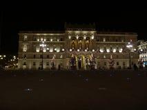 Palácio da prefeitura Imagem de Stock