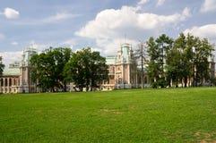 Palácio da rainha Ekaterina Second Great fotos de stock royalty free
