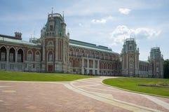 Palácio da rainha Ekaterina Second Great imagens de stock
