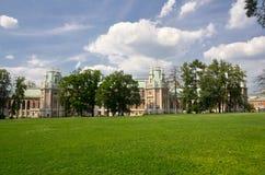 Palácio da rainha Ekaterina Second Great foto de stock