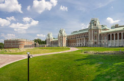 Palácio da rainha Ekaterina Second Great fotografia de stock royalty free