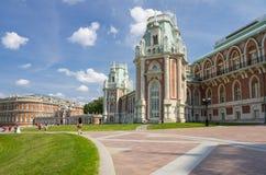 Palácio da rainha Ekaterina Second Great foto de stock royalty free