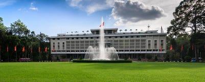Palácio da reunificação Imagem de Stock Royalty Free