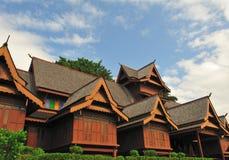 Palácio da sultão do melaka Imagens de Stock Royalty Free