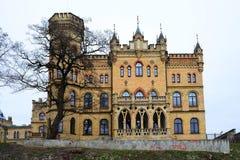 Palácio da união lituana dos arquitetos na cidade de Vilnius Fotografia de Stock