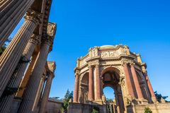 Palácio das belas artes Fotos de Stock Royalty Free