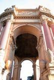 Palácio das belas artes, San Francisco Fotografia de Stock Royalty Free
