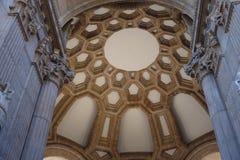 Palácio das belas artes San Francisco Imagens de Stock