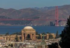 Palácio das belas artes, San Francisco Imagem de Stock