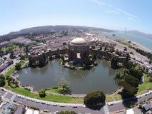 Palácio das belas artes San Francisco Imagem de Stock