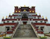 Palácio das impressões digitais da Buda cinco Fotos de Stock