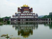 Palácio das impressões digitais da Buda cinco Fotos de Stock Royalty Free