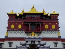 Palácio das impressões digitais das Budas cinco Imagem de Stock Royalty Free