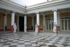 Palácio de Achilleon Imagem de Stock