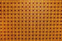 Palácio de Alhambra, Granada Teste padrão árabe Fotografia de Stock Royalty Free