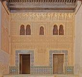 Palácio de Alhambra, Spain foto de stock royalty free