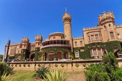 Palácio de Bangalore imagens de stock royalty free