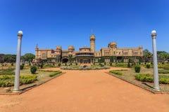 Palácio de Bangalore fotos de stock royalty free