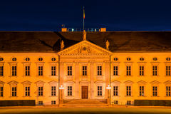 Palácio de Bellevue Imagem de Stock