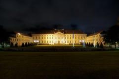 Palácio de Bellevue em Berlim imagem de stock