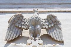 Palácio de Bentivoglio. Ferrara. Emilia-Romagna. Itália. Fotos de Stock