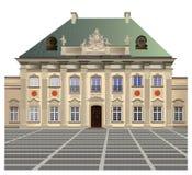 Palácio de Blacha do vagem Fotos de Stock