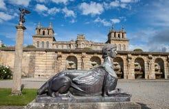 Palácio de Blenheim, Inglaterra Fotos de Stock Royalty Free