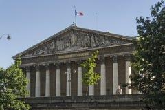 Palácio de Bourbon Imagens de Stock Royalty Free