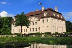 Palácio de Branitz Fotos de Stock