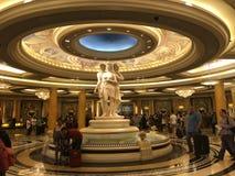Palácio de Caesar foto de stock