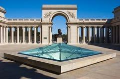 Palácio de Califórnia da legião de honra fotografia de stock