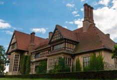 Palácio de Cecilienhof Imagens de Stock Royalty Free