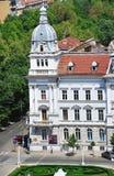 Palácio de Cenad Imagem de Stock Royalty Free