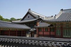 Palácio de Changdeok, Coreia do Sul Imagem de Stock Royalty Free