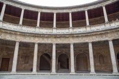 Palácio de Charles V fotos de stock