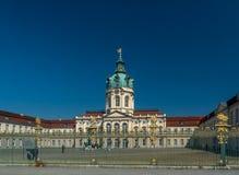 Palácio de Charlottenburg Fotografia de Stock Royalty Free