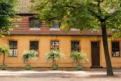 Palácio de Charlottenburg, Berlim Fotos de Stock