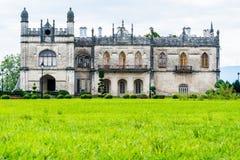 Palácio de Dadiani em Zugdidi Fotografia de Stock